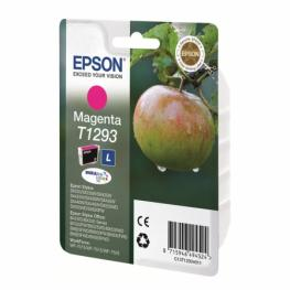 Epson Cartucho Inyección Magenta 7Ml T129 Stylus B42Wd/bx305/320/525/535/625 C13T12934012