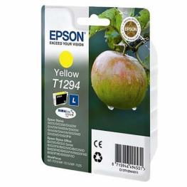 Epson Cartucho Inkjet Amarillo T1294L 474P Stylus Office-B42Wd/bx305/bx320/bx535/bx625 C13T12944012