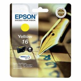 Epson Cartucho Inkjet Amarillo Durabrite 16 165P Wf-20Xx/25Xx/26Xx C13T16244012