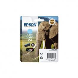 Epson Cartucho Inkjet Cián Claro Claria Photo 24 360P Xp-55/7Xx/8Xx/9Xx C13T24254012