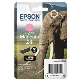 Epson Cartucho Inkjet Magenta Claro Claria Photo 24 360P Xp-55/7Xx/8Xx/9Xx C13T24264012