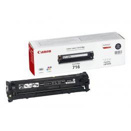 Canon Toner Laser 716Bk Negro 2.300Pg  1980B002