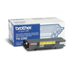 Brother Toner Laser Tn-3280 Negro Tn3280