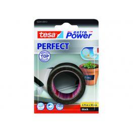 Tesa Cinta de Tejido Extra Power Perfect 2,75Mx38Mm Negra 56344-00013-03