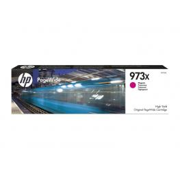 Hp 973X High Yield Magenta Original Pagewide Cartridge (F6T82Ae)