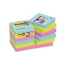 Post-It Pack.12 Bloc 47,6X47,6 Miami 70005290849