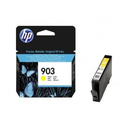Hp 903 Cartucho Original Amarillo T6L95Ae