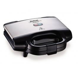 Tefal Sandwichera Ultracompact Negro Inox Sm155212