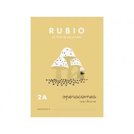 Rubio Cuaderno Operaciones Nº 2A Pr-2A