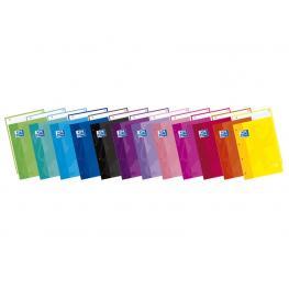 Oxford Recambio. Color A4 80H 5X5 Mor 400073236