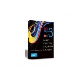 Avery 100 Hojas Etiquetas Para Impresión Digital Teslin 320X450 Mm. Pcl3-Te