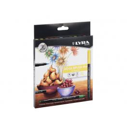 Lyra Groove Estuche 12 Aqua Brush Duo 6521120