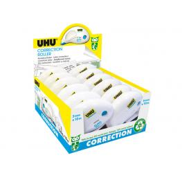 Uhu Roller Corrector Compact Bandeja 5Mmx10M 50496
