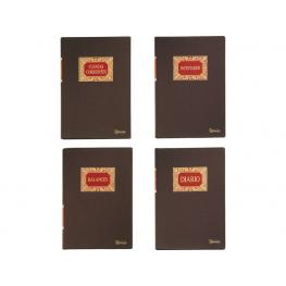 Miquel Rius Libro Contable Iva Ventas Fº Natural   215X315 5064