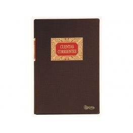 Miquel Rius Libro Cuentas Corrientes Fº Natural   215X315 4022