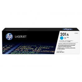 Hewlett Packard Toner Laserjet Original 201A Cyan (Cf401A)