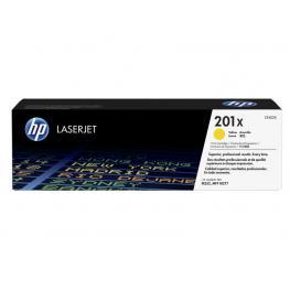 Hewlett Packard Toner Laserjet Original 201X Alta Capacidad Amarillo (Cf402X)
