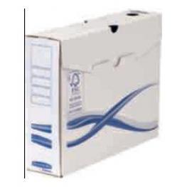 Fellowes Archivo Definitivo Bankers Box Basic Lomo 80Mm Ref.4460102