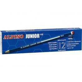 Alpino Lápiz de Grafito Hb Con Espacio Para el Nombre Ju015012