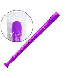 Flauta Hohner Plastico Violeta