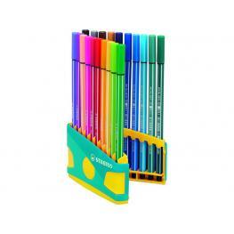 Stabilo Estuche Colorparade 20 Pen 68 Turquesa 6820-04-01