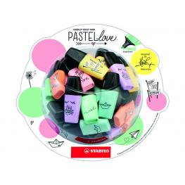 Stabilo Bombonera 50 Boss Mini Pastel Love 07/50-07