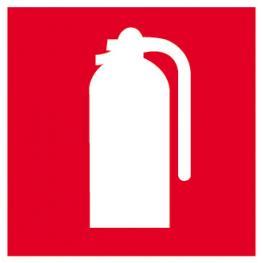 Etiqueta Apli Señalizacion Extintor 841
