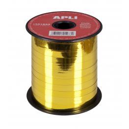 Cinta Regalo Metalizada Oro   7Mm X 250M 101933