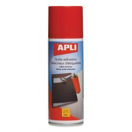 Spray Quita Adhesivo Apli 200Ml 11303