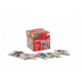 Puzzle Rojo Apli  (1 Ud.) 13334-1