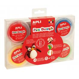 C.Fun Dough 14G Ro Ve Am Az Bl Ng   6U 13454