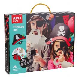 Maleta Creative Kit Disfraces de Pirata
