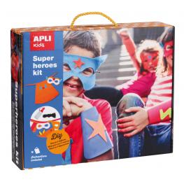 Maleta Creative Kit Disfraces Superhéroe