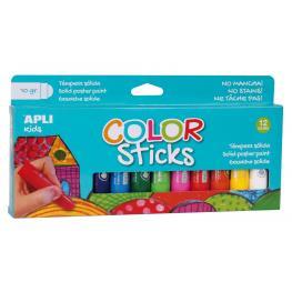 B.Color Stick Colores Surtidos 10G 12U 14228
