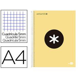 Cuaderno A4 Liderpapel Trending Topic Colours Amarillo Piña