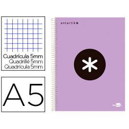Cuaderno A5 Liderpapel Trending Topic Colours Lila Lavanda