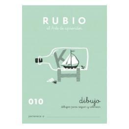 Rubio Cuaderno Escritura Nº 010 C-010