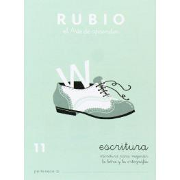 Rubio Cuaderno Escritura Nº 11 C-11