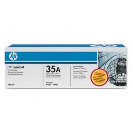 Hewlett Packard Toner Laser 35A Negro  Cb435A