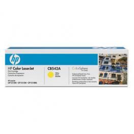 Hewlett Packard Toner Laser 125A Amarillo  Cb542A