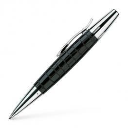 Faber-Castell Boligrafo E-Motion Resina Negra croco