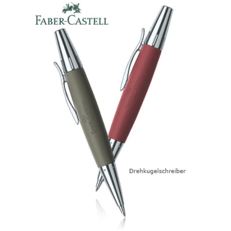 Faber Castell Boligrafo E-Motion Soft Frambuesa