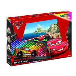 Set Color And Play Cars Giotto