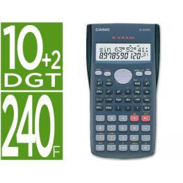 Calculadora Cientifica Casio Fx-82 Ms II 240 Funciones/doble Pantalla Fx-82Msii