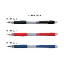 Portaminas Pilot Super Grip 0,7 Azul H-187-Sl-L