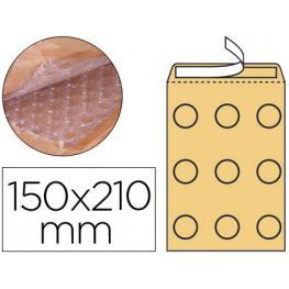Q-Connect Sobre Burbujas Crema C/0 150 X 210 Mm.