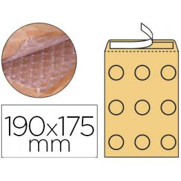 Sobre Burbujas Crema Cd Q-Connect Cd 165X175 Mm. Kf15020