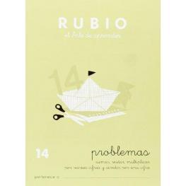 Rubio Cuaderno Problemas Nº 14 Pr-14
