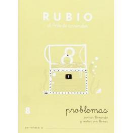 Rubio Cuaderno Problemas Nº 8 Pr-8