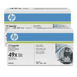 Hewlett Packard Toner Laser 49X Negro Pack 2  Q5949Xd